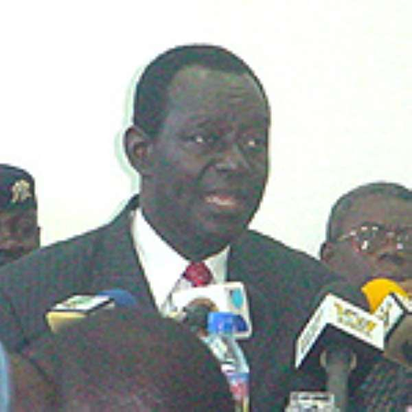 WHY I AM RUNNING-Addo Kufuor says why and Sir John explains why he is deemed a wicked man by Rawling